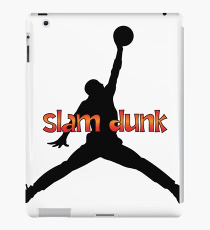I Love Slam Dunk iPad Case/Skin