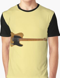 telecaster Graphic T-Shirt