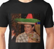 marshall eriksen with sombrero on Unisex T-Shirt