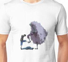 luffy Vs doflamingo Unisex T-Shirt