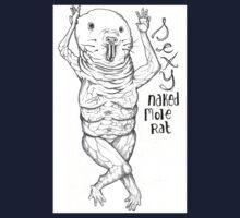Sexy Naked Mole Rat Baby Tee
