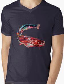 Karppa Mens V-Neck T-Shirt