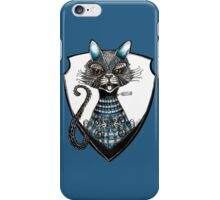 A cat named Geelong iPhone Case/Skin