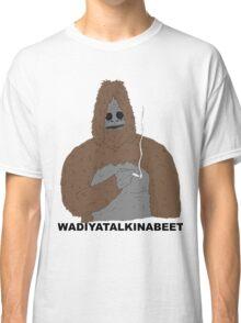 sassy big lez show Classic T-Shirt
