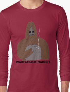 sassy big lez show Long Sleeve T-Shirt
