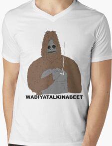 sassy big lez show Mens V-Neck T-Shirt