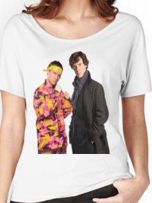 Sherlock Holmes|Ali G Women's Relaxed Fit T-Shirt