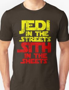 Sith In The Street Unisex T-Shirt