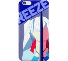 """Freeze"" iPhone Case/Skin"