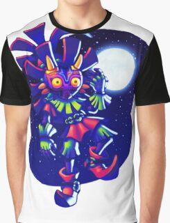 Zelda Majoras Mask Graphic T-Shirt
