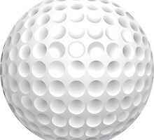 Golf Ball by surreal77