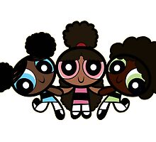 The Cocoapuff Powerpuff girls pt.2 by clitories