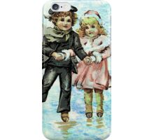 WINTER JOY 3 iPhone Case/Skin