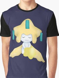 Jirachi Graphic T-Shirt