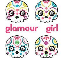 glamour girl Photographic Print