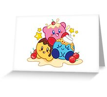 Kirby Desert Greeting Card
