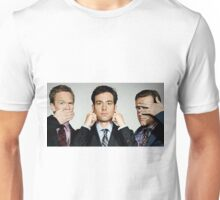 barney, ted and marshall Unisex T-Shirt