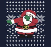 Santa Dab Dancing by betsycrump