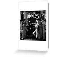 The Pretty Reckles -jebrak Greeting Card