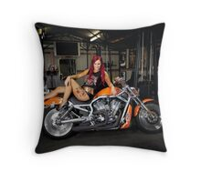 Dee Throw Pillow