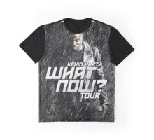 KEVIN HART WHAT NOW AMR (4) Graphic T-Shirt
