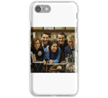 cast of himym iPhone Case/Skin