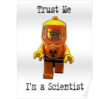 Trust me -I'm a Scientist! Poster