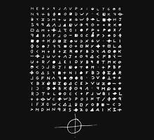 Zodiac 340 Cipher Unisex T-Shirt