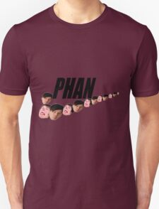 Phan ( Dan and Phil ) Nike Meme Unisex T-Shirt