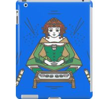 Sushi and scrolls iPad Case/Skin
