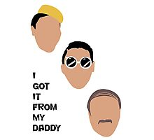 Psy - Daddy Photographic Print