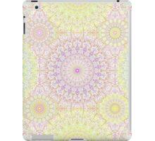 Colorful Hippie Mandala Pattern iPad Case/Skin
