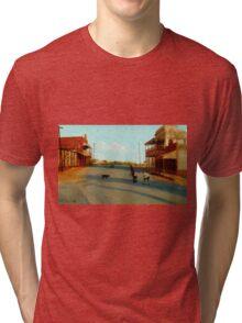 Ravenswood Cricket Tri-blend T-Shirt