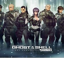 Ghost in the Shell: Stand Alone Complex First Assualt Online Operatives by Speeder303