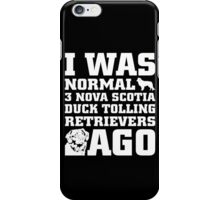 Nova Scotia Duck Tolling Retrievers iPhone Case/Skin