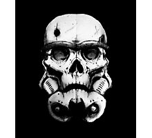 Stormtrooper Photographic Print