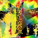 Abstract Colour Design [Digital Abstract Illustration] by Grant Wilson