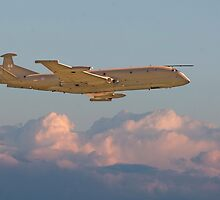 Nimrod - Maritime Patrol Aircraft by Pat Speirs