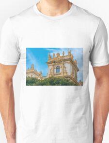 Ornate architecture Unisex T-Shirt