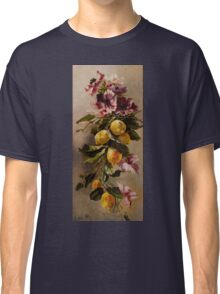 Flowers and Fruit Classic T-Shirt