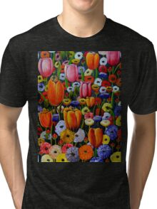 In the Spring Tri-blend T-Shirt