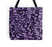 Abstracted Pattern [Abstract Digital Illustration] Tote Bag