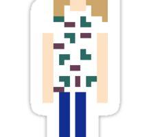Pixel Beatrice Duke Sticker