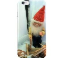 Elf sufficient iPhone Case/Skin