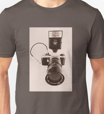 Pentax ME  Unisex T-Shirt