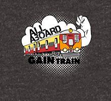 All Aboard Gain Train Unisex T-Shirt