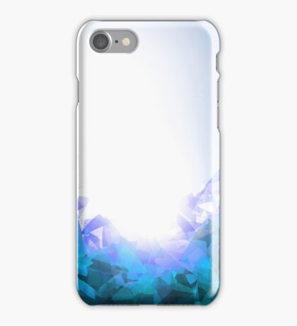 Ice Explosion iPhone Case/Skin