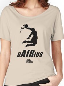 DAirius Women's Relaxed Fit T-Shirt
