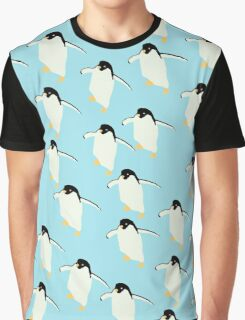 Perfect Penguins Graphic T-Shirt