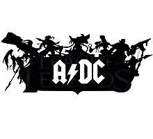 Hardcore ADC Photographic Print